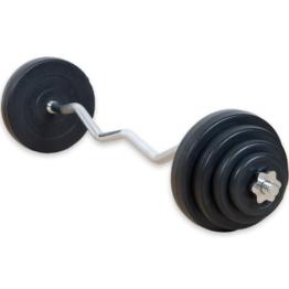 MOVIT® 23,5 kg Curlset